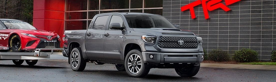 New 2018 Toyota Tundra Trd Sport Pickup Truck Coming To Falmouth Car Dealership Bourne