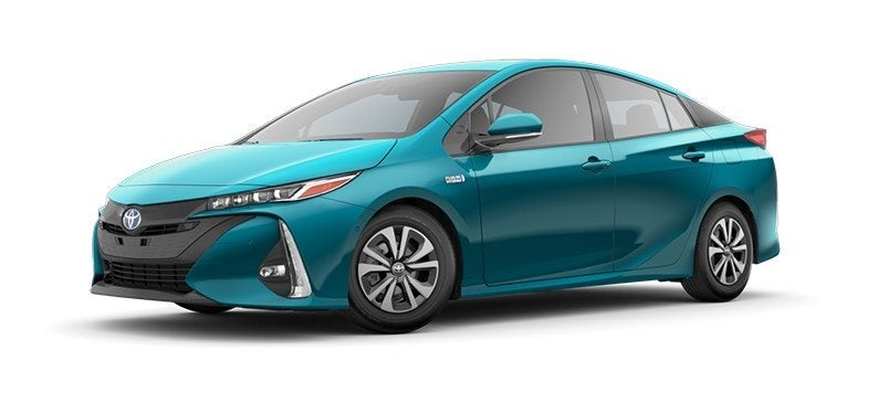 New 2017 Toyota Prius Prime Hybrid Car At Falmouth Dealership Bourne Ma