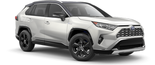 2020 Toyota Rav4 Trim Comparison