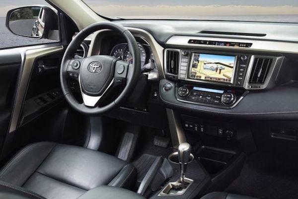 2017 Toyota Rav4 Vs 2016 Honda Cr V