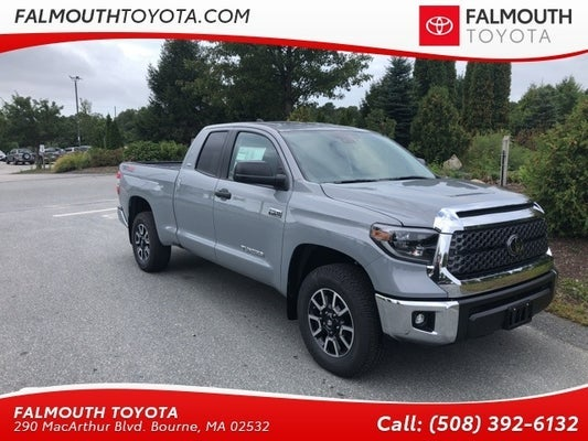 New 2020 Toyota Tundra Sr5 Trd Off Road Reduced Falmouth