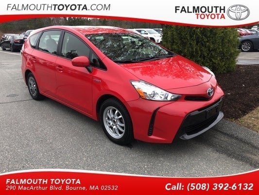 Certified 2017 Toyota Prius V - REDUCED | Falmouth Toyota Specials